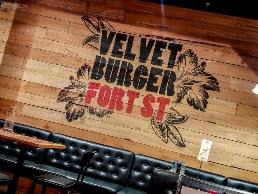 Velvet Burger (Auckland CBD, New Zealand)