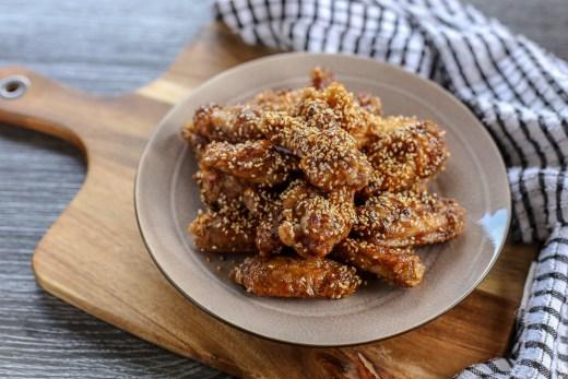 Copycat Bonchon Chicken 1