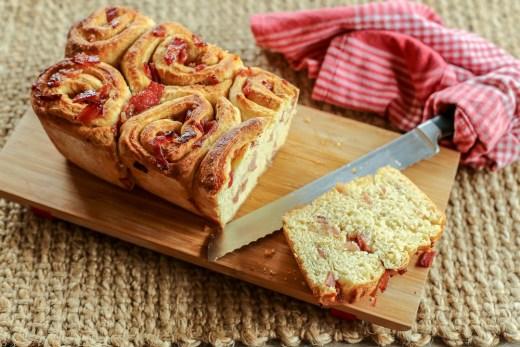 Sweet Ham Loaf 1