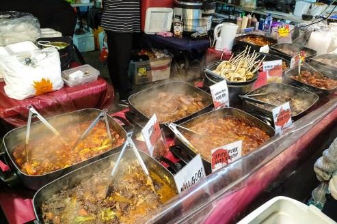 Auckland CBD Night Market 05