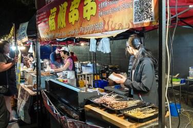 Auckland CBD Night Market 14