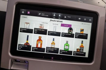 Airline Food - Air New Zealand Business Premiere 14