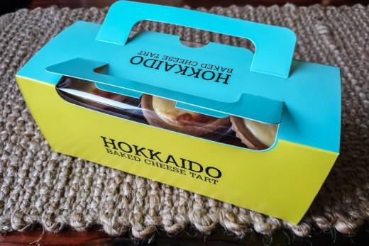 Hokkaido Baked Cheese Tart (Auckland CBD, New Zealand) 1