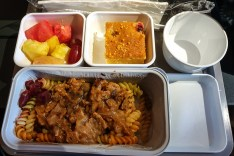 Airline Food Cathay Pacific 2019 08