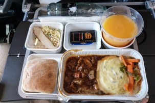 Airline Food Cathay Pacific 2019 16