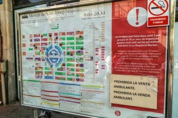 Mercado de La Boqueria 35