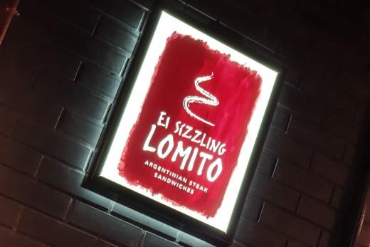 El Sizzling Lomito - 2020 Menu (Auckland CBD, New Zealand) 1