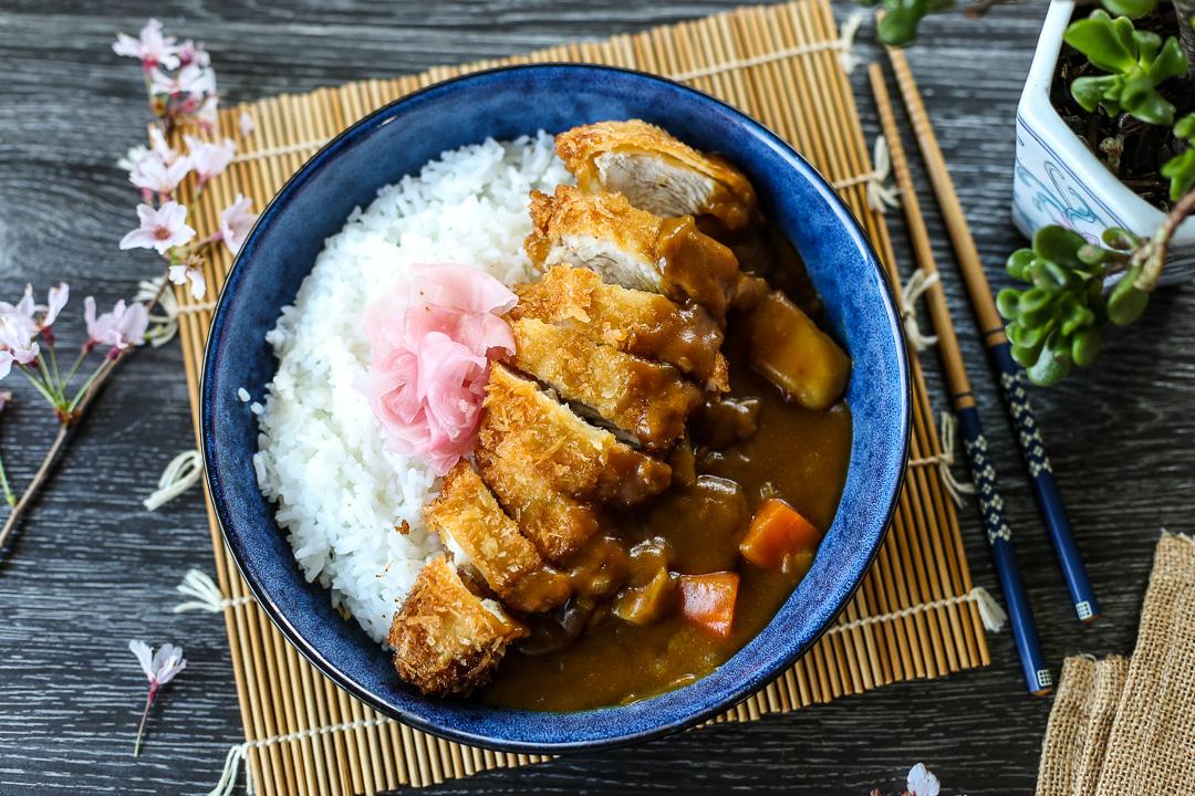 Chicken Katsu Curry Ang Sarap