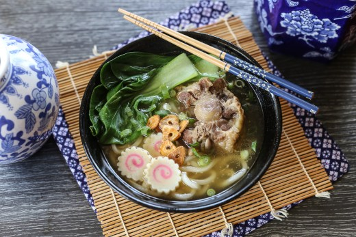 Oxtail Udon 1