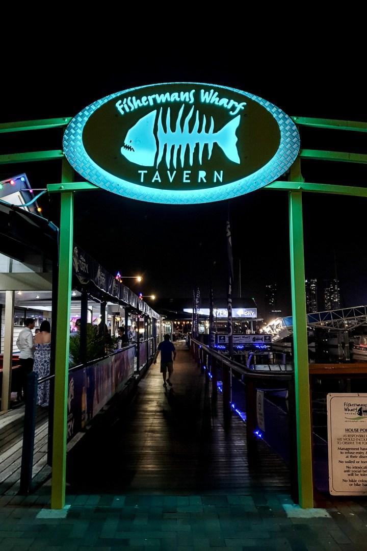 Seafood Restaurants Wharf Fishermans