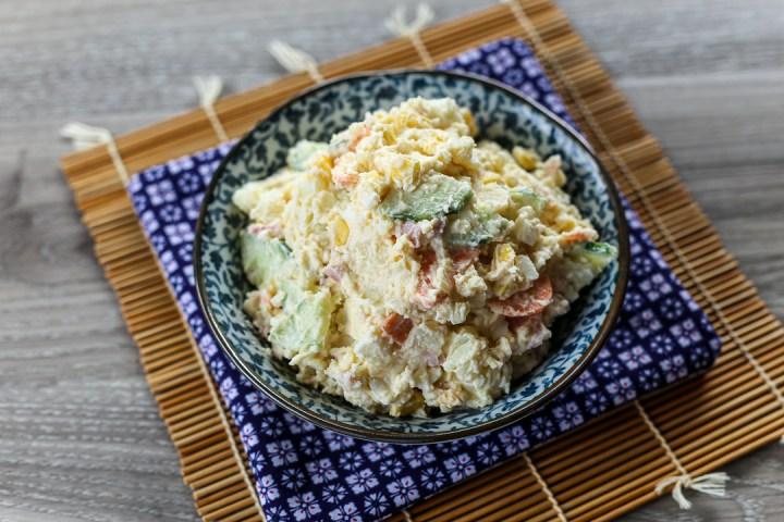 Japanese Potato Salad 1