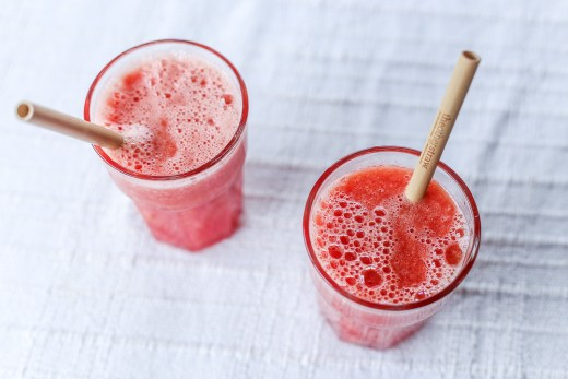 Watermelon and Honey Cooler 1