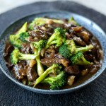 Beef and Broccoli inOysterSauce 2
