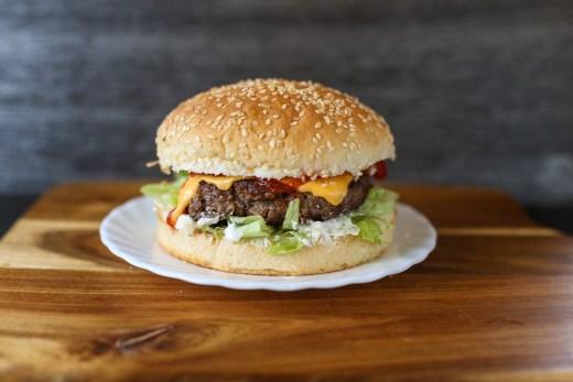Smashed Burger 1