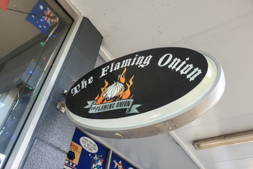 Flaming Onion (Northcote, North Shore City, New Zealand) 6