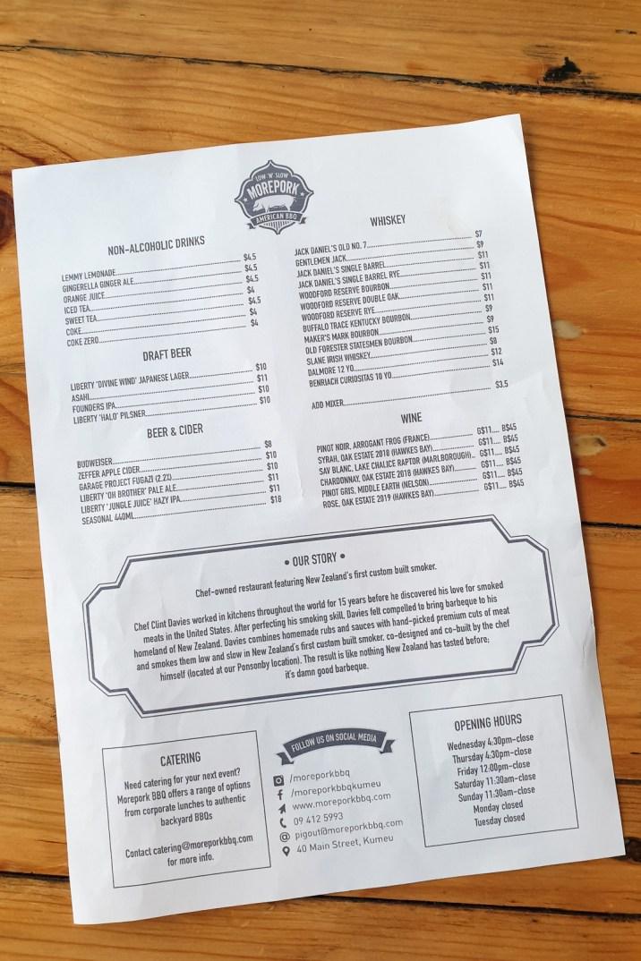 Morepork BBQ Restaurant 04