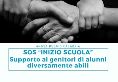 "SOS ""INIZIO SCUOLA"""