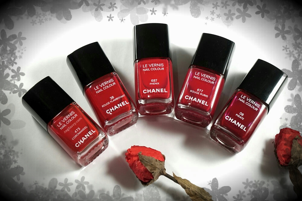 5 Best Red Nail Polishes For Valentine S Day Ang Savvy