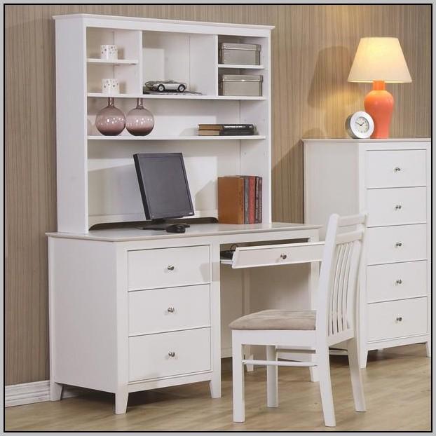 White Desk With Hutch Ikea Download Page Home Design