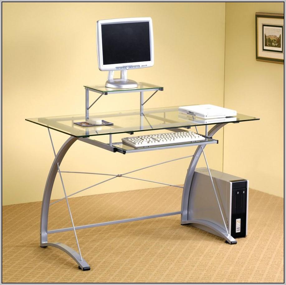 Glass Computer Desk Ikea Download Page Home Design Ideas