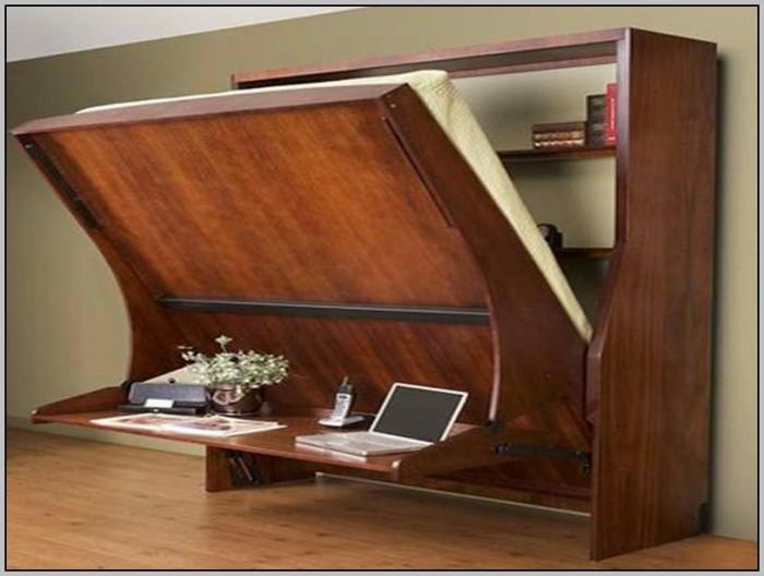 Murphy Desk Bed Ikea Desk Home Design Ideas