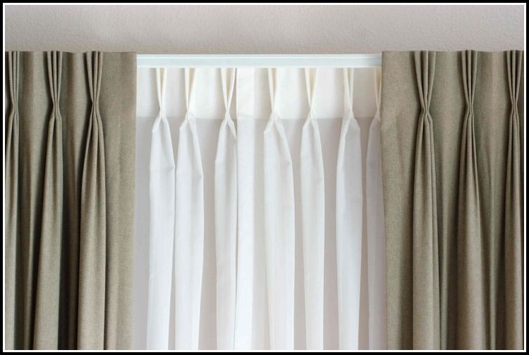 Decorative Double Traverse Curtain Rods Download Page Home Design Ideas Galleries Home