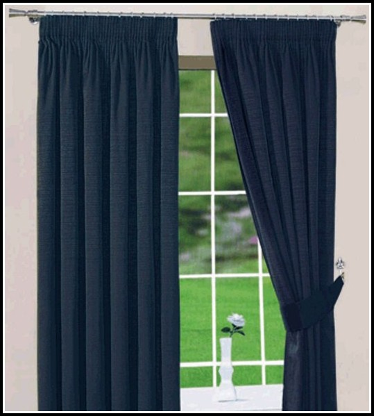 Tab Top Blackout Curtains Curtains Home Design Ideas