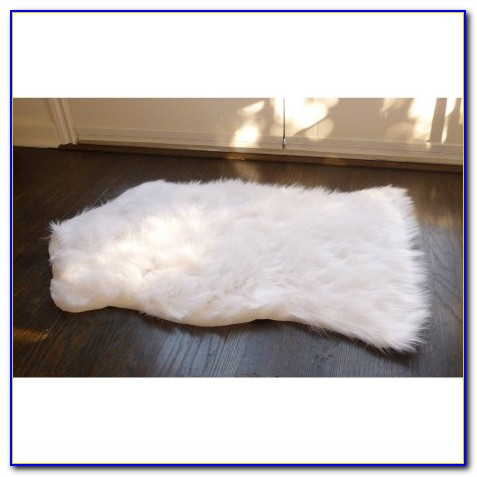 White Faux Fur Rug Ikea Download Page Home Design Ideas