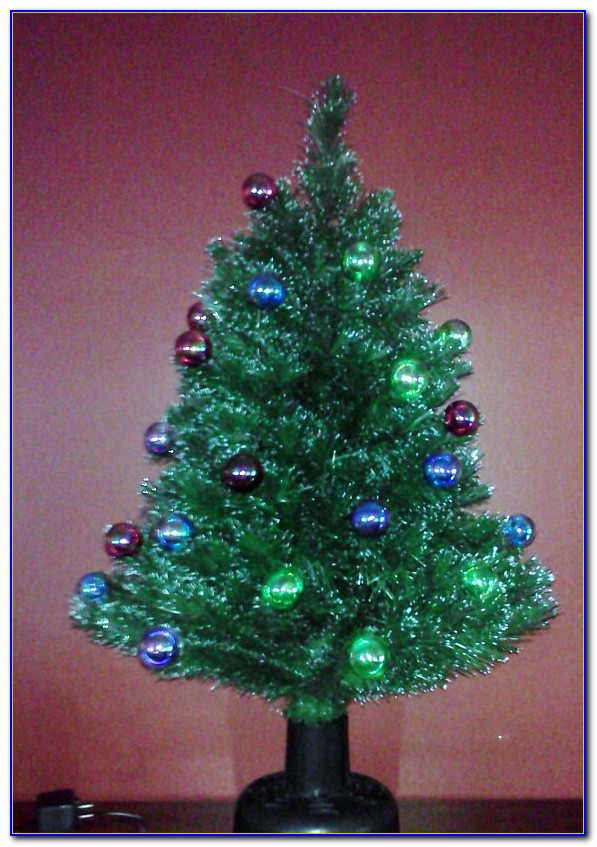 Fiber Optic Tabletop Christmas Trees Download Page Home