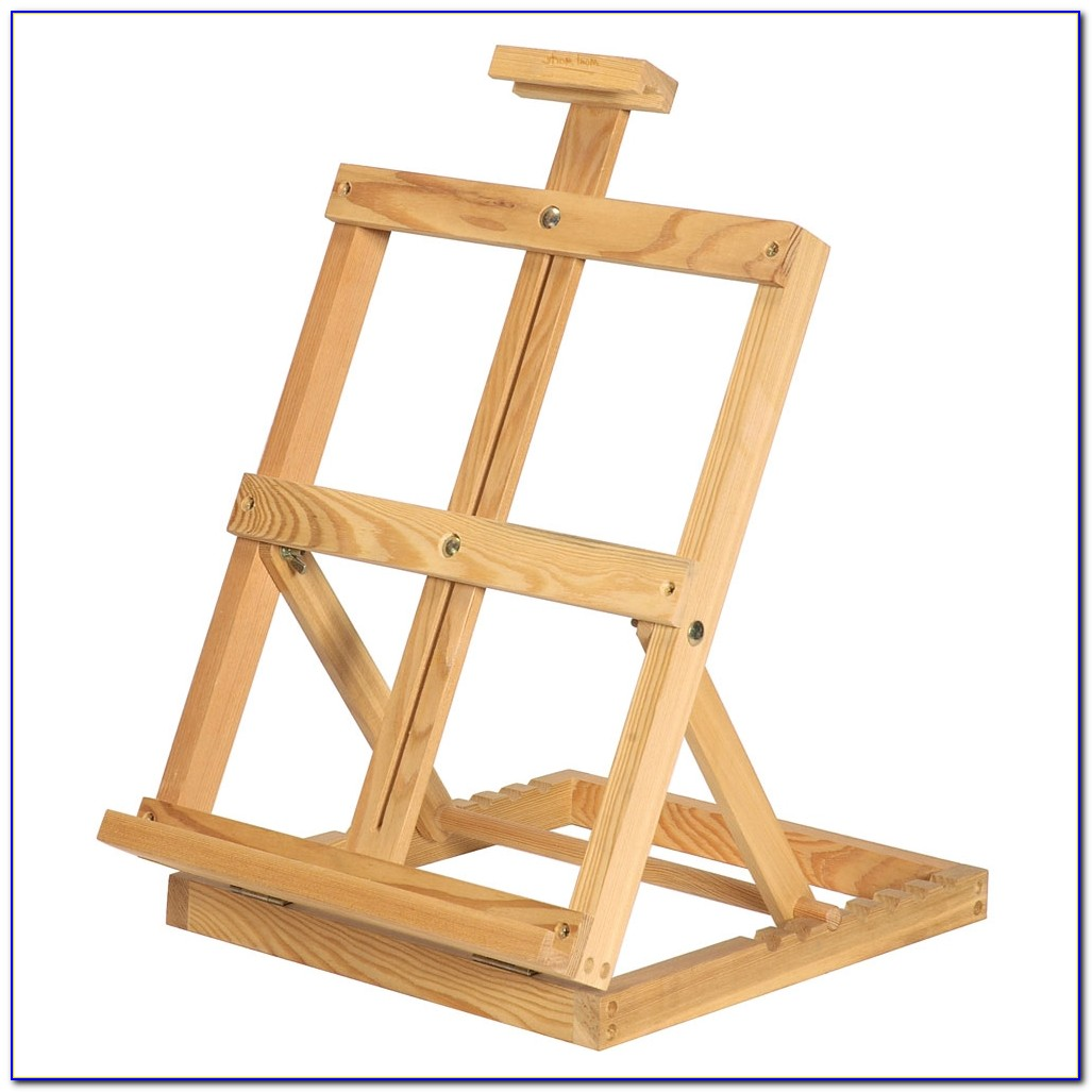 Small Tabletop Easel - Tabletop : Home Design Ideas ... on Easel Decorating Ideas  id=75497