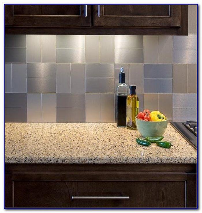 Stick On Backsplash Tiles Menards Tiles Home Design