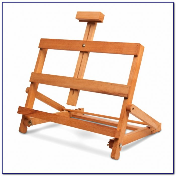 Richeson Best Deluxe Table Top Easel - Tabletop : Home ... on Easel Decorating Ideas  id=71346