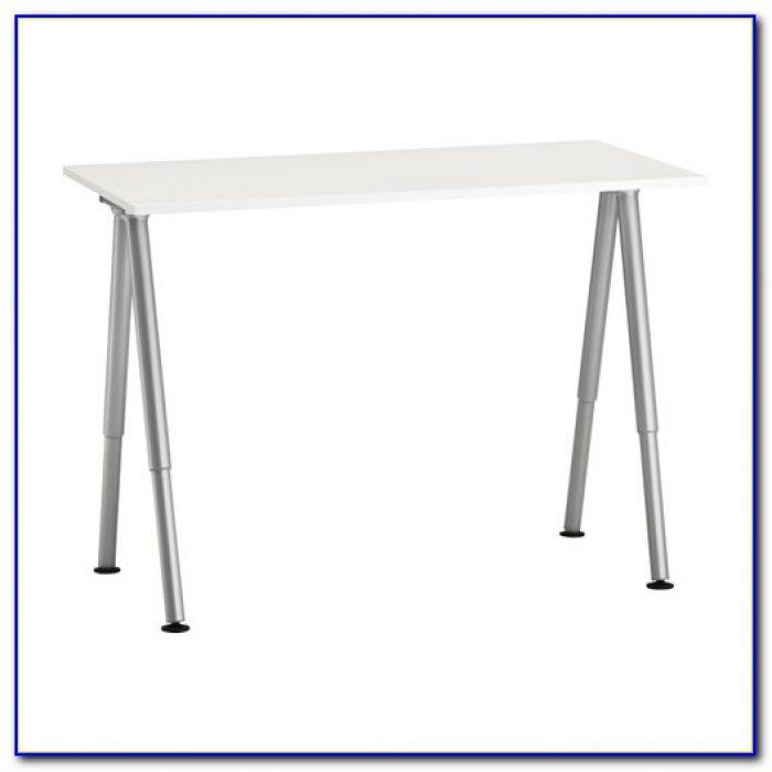 Adjustable Height Standing Desk Ikea Desk Home Design