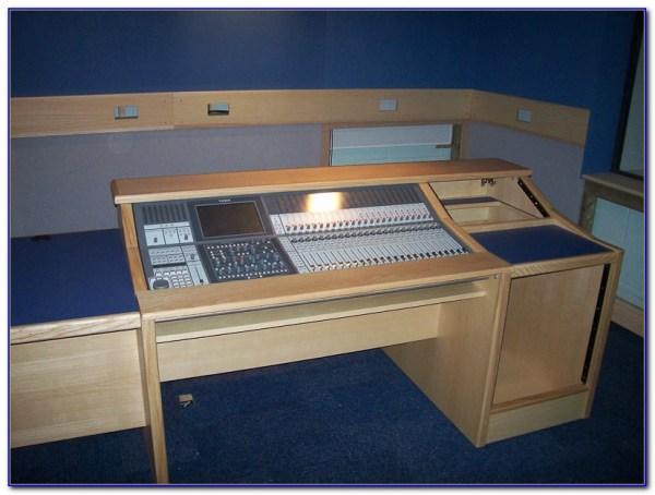 Professional Recording Studio Workstation Desk - Desk ...