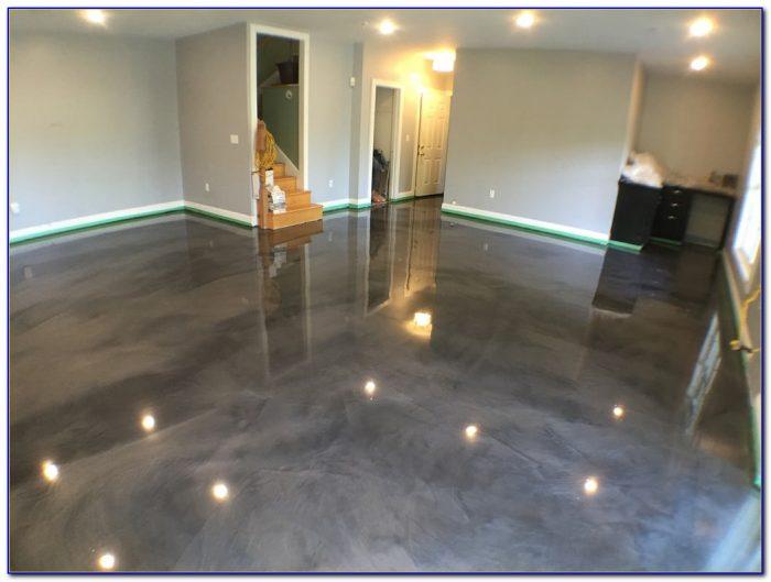 Paint Concrete Basement Floor Do It Yourself Flooring