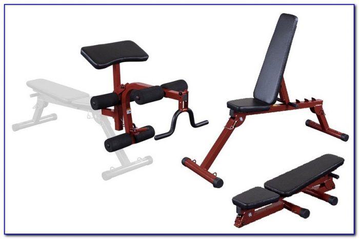 Xmark International Olympic Weight Bench