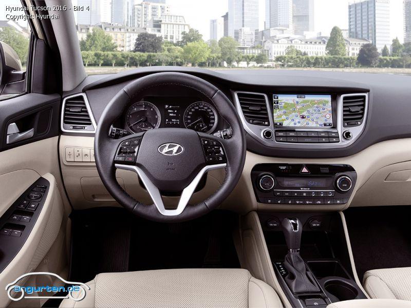 Foto Bild Hyundai Tucson 2016 Bild 4 Angurtende