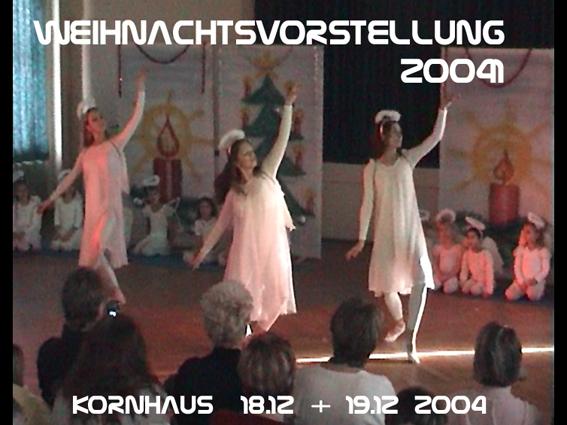 2004 Weihnachten 2004