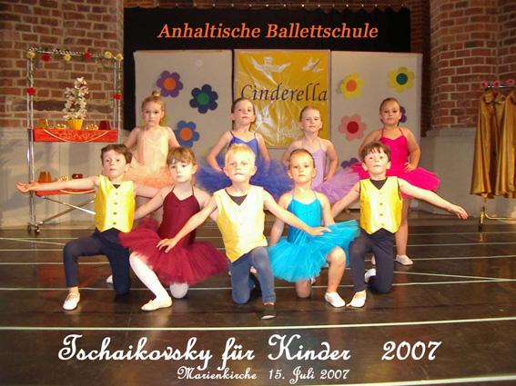 2007 Tschaikowsky für Kinder 2007