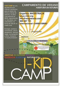 Campamento de Verano en IBIAS