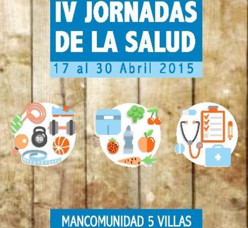 PARTICIPACIÓN DE ANHIPA EN LAS IV JORNADAS DE SALUD DE LA MANCOMUNIDAD 5 VILLAS