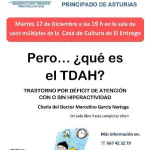 Charla Informativa sobre el TDAH