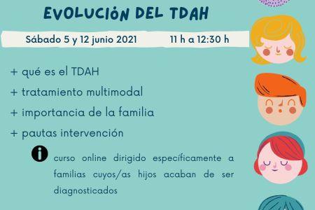Nuevo curso online formación familias