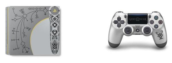 「PlayStation4 Pro ゴッド・オブ・ウォー リミテッドエディション」