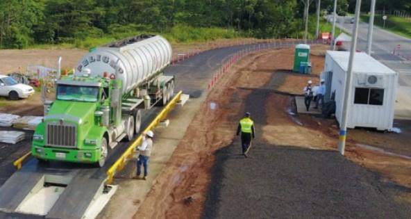 Modernizan básculas de pesaje en el corredor vial Yopal - Villavicencio