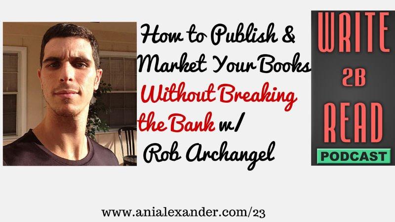 RobArchangel-website