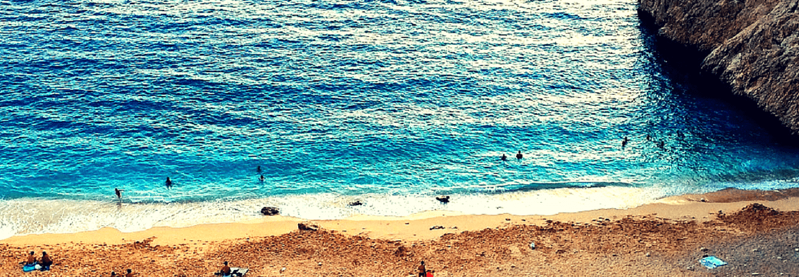 The best beaches in Turkey