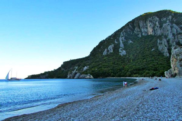 Çirali, Olympos is one of the best beaches in Turkey.
