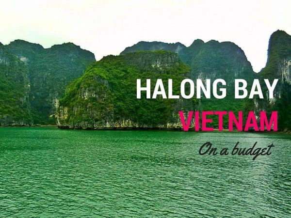 Halong Bay (Vietnam) on a budget