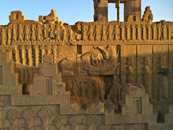 Ancient Persepolis is a reason to visit Iran.